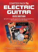 Electric Guitar Starter Pack with Absolute Beginners Books, DVD and CD