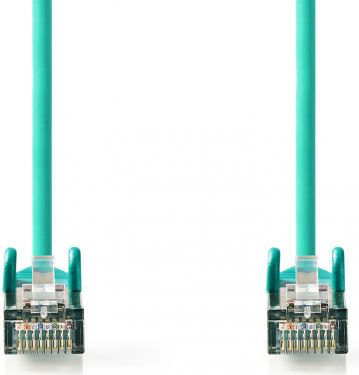 Nedis Cat 5e SF/UTP Network Cable | RJ45 Male - RJ45 Male | 7.5 m | Green, CCGP85121GN75