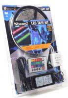 LED Tape Sæt med fjernbetjening, Multicolor RGB 5m (IP65 / kan bruges inde og ude!)