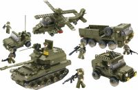 Sluban Byggeklosser Army Serie Land Forces, M38-B0311