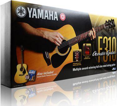 Yamaha F310P2 FOLK GUITAR PACK