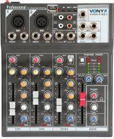 VMM-F401 4-Channel Music Mixer