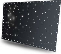 SparkleWall LED96 Coolwhite 3x 2m with controller