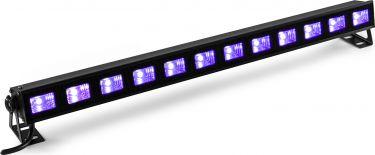 BUVW123 BAR 12x 3W UV/White 2in1 LED