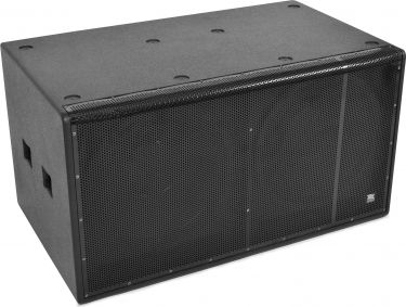 "PD-3218S PA Subwoofer 2x 18"" 2000W"