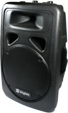"""Passiv højttaler Hi-End SP-1200 / 8 Ohm / 12"""" bas 600W (med Titanium diskant)"""