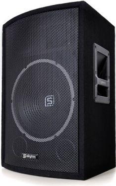 "Skytec SL12 Disco / PA højttaler 12"" bas 600W"