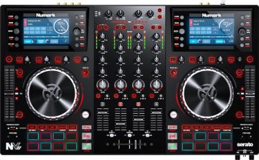 Numark NVII, Intelligent Dual-Display controller for Serato DJ
