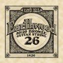 Diverse, Ernie Ball EB-1426, Single .026 Wound Earthwood 80/20 Bronze Acoust