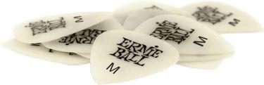 "Ernie Ball EB-9225 Glow Pick Medium (12p), 12-pack ""glow in the dar"