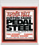 Musikinstrumenter, Ernie Ball EB-2502, Complete set for E9-tuning. Nickel