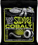 Musikinstrumenter, Ernie Ball EB-2721, Cobalt Regular Slinky 10-46