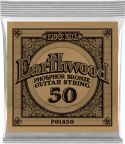 Musikinstrumenter, Ernie Ball EB-1850, Single .050 Wound Earthwood Phosphor Bronze str
