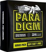 Ernie Ball EB-3371 Paradigm Regular Slinky 3-pack
