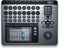 QSC TM16 TouchMix, 22-channel digital mixer with touchscreen interface