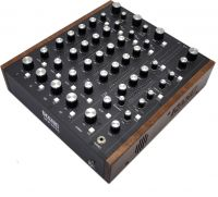 Rane DJ Rane MP2015, tabletop rotary mixer with dual USB ports, sub