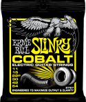 Musikinstrumenter, Ernie Ball EB-2727, Cobalt Beefy Slinky 11-54