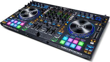 Denon DJ MC7000, Professional DJ Controller with Dual Audio Interfaces