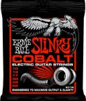 Musikinstrumenter, Ernie Ball EB-2715, Cobalt Skinny Top, Heavy Bottom 10-52