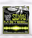 Musikinstrumenter, Ernie Ball EB-2921, M-Steel Regular Slinky 10-46