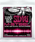 Musikinstrumenter, Ernie Ball EB-2923, M-Steel Super Slinky 9-42
