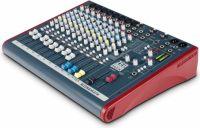 A&H ZED60-14FX Mixer 8 mono/2 stereo m/USB og DSP
