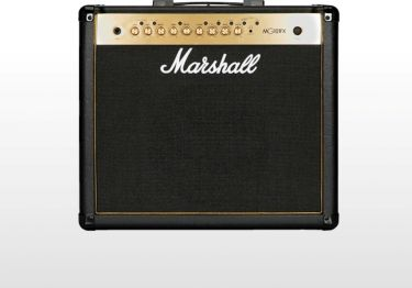 Marshall MG101GFX Combo, Harness the power ofwith the mighty MG101FX