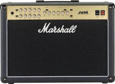 Marshall JVM210C, JVM En ledestjerne på forstærkerhimmelen garanter