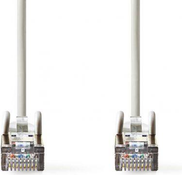 Nedis Cat 5e SF/UTP Network Cable   RJ45 Male - RJ45 Male   2.0 m   Grey, CCGP85121GY20