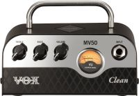 VOX MV50-CL, MV50 CLEAN GUITAR AMPLIFIER Analog pre-amp featuring t