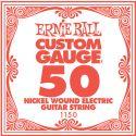 Diverse, Ernie Ball EB-1150, Single .050 Nickel Wound string for Eletric gui