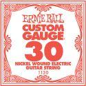 Diverse, Ernie Ball EB-1130, Single .030 Nickel Wound string for Eletric gui