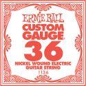 Diverse, Ernie Ball EB-1136, Single .036 Nickel Wound string for Eletric gui