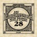 Diverse, Ernie Ball EB-1428, Single .028 Wound Earthwood 80/20 Bronze Acoust