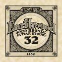Diverse, Ernie Ball EB-1432, Single .032 Wound Earthwood 80/20 Bronze Acoust