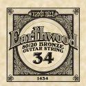 Diverse, Ernie Ball EB-1434, Single .034 Wound Earthwood 80/20 Bronze Acoust