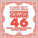 Diverse, Ernie Ball EB-1146, Single .046 Nickel Wound string for Eletric gui