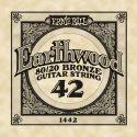 Diverse, Ernie Ball EB-1442, Single .042 Wound Earthwood 80/20 Bronze Acoust