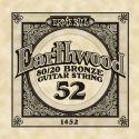 Diverse, Ernie Ball EB-1452, Single .052 Wound Earthwood 80/20 Bronze Acoust