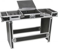 """UNIVERSAL COFFIN CASE FOR 19"""" MIXER AND 2 CD PLAYERS"""