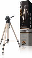 Camlink Kamera/Video Stativ Vipbar 163 cm Brons, CL-TP2800
