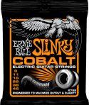 Musikinstrumenter, Ernie Ball EB-2722, Cobalt Hybrid Slinky 9-46