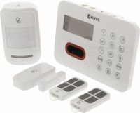 König Wireless Alarm Set PSTN - 433 MHz / 90 dB, SAS-ALARM240