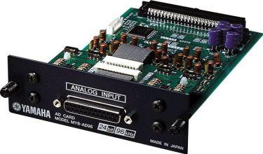 Yamaha MY8-AD96 DIGITAL I/O CARD (8CH AD)