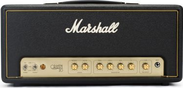 Marshall Origin-20H Head, 20W head with classic all-valve design an