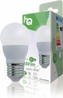 Belysning, HQ LED Pære E27 Mini Globe 3.6 W 250 lm 2700 K, HQLE27MINI001