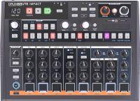Arturia DrumBrute Impact Analog Drum Machine, Streamlined analog dr