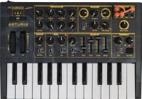 Arturia Microbrute Creation Edition Analog Synth, Pint-sized analog