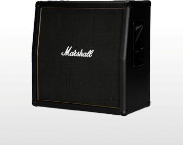 "Marshall MG412AG Speaker Cabinet, Angled sleek and stylish 4x12"" ca"