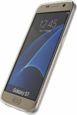 Mobilize Smartphone Silikonetui Samsung Galaxy S7 Gjennomsiktig, MOB-22377